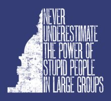Stupid People by e2productions