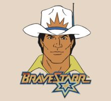 BraveStarr - Marshall BraveStarr #2 - Color by DGArt