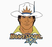 BraveStarr - Marshall BraveStarr #2 - Color Baby Tee
