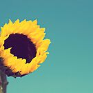 Sunflower by Libertad  Leal