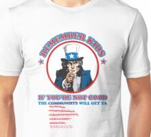 Uncle Sam Unisex T-Shirt
