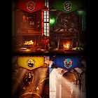 House Common Rooms by bsbrock