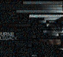 Mosaic: The Bourne Legacy by Mark Chandler