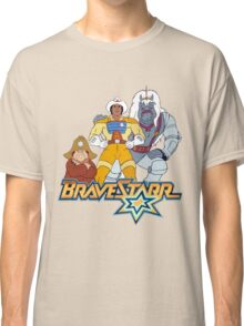 BraveStarr - Thirty Thirty, Fuzz and BraveStarr - Color Classic T-Shirt