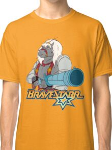 BraveStarr - Thirty Thirty and Sara Jane - Color Classic T-Shirt