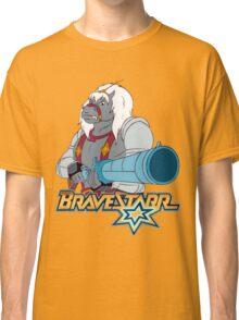 BraveStarr - Thirty Thirty and Sara Jane - Color Classic T-Shirt