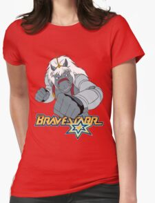BraveStarr - Thirty Thirty - Color Womens Fitted T-Shirt