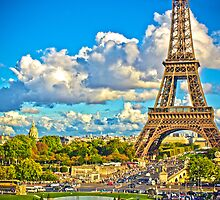 A Day in Paris by Denise Baker