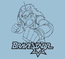 BraveStarr - Thirty Thirty - Black Line Art by DGArt