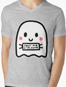 Fear Me I'm Cute! Mens V-Neck T-Shirt