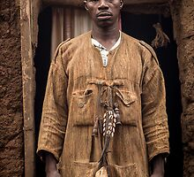 Togo-Siaka Traoré by Lorenzo Ferrarini