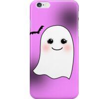 Horrifying Cute Ghost - Girl iPhone Case/Skin