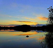 When Evening Shadows Fall............For Mattie by Fara