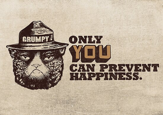 Grumpy PSA by Eric Fan