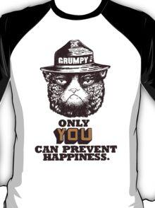 Grumpy PSA T-Shirt