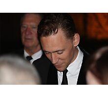 Tom Hiddleston at Toronto International Film Festival 2013 Photographic Print
