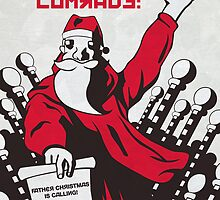 For Glorious Christmas, Comrade! by studiowun