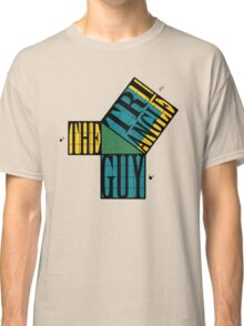 the triangle guy Classic T-Shirt