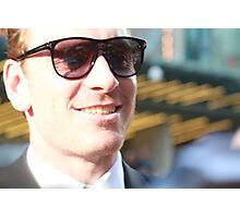 Michael Fassbender at Toronto International Film Festival 2013 Photographic Print