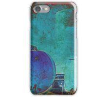 A Study In Blues iPhone Case/Skin