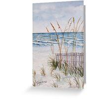 Anna Maria Island Florida Greeting Card