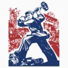 Communist Party of China  by SofiaYoushi