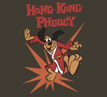 Hong Kong Phooey by bobmorlock