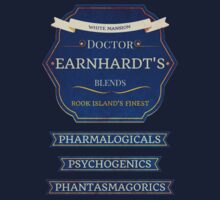 Dr Earnhardt's Rook Island Blend Blue Label by universalfreak