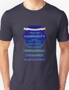 Dr Earnhardt's Rook Island Blend Blue Label T-Shirt