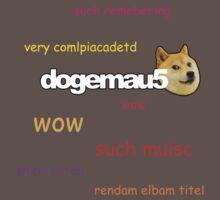 Dogemau5 by SqueegeeLuigi