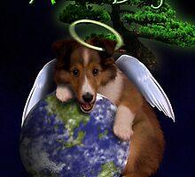 Arbor Day Angel Sheltie by jkartlife