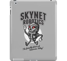 The Friendly Future iPad Case/Skin