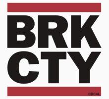'BRK-CTY' (b) T-Shirt