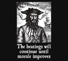 The Beatings Will Continue until Morale Improves by divebargraphics