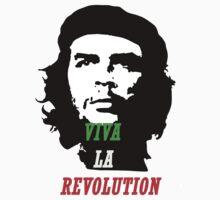 Che guevara revolution! by PoseidonGear