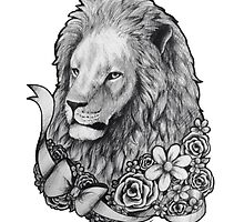 Lion by Shelly Fairbanks
