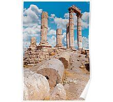 The Citadel, Amman Poster