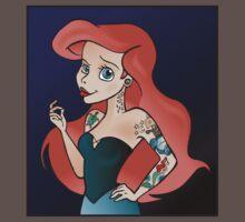 Disney Princesses with attitude - Ariel Kids Clothes