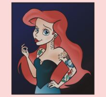 Disney Princesses with attitude - Ariel Kids Clothes