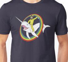Narwhal Rainbow Heisenberg Unisex T-Shirt