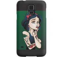 Disney Princesses with attitude - Snow White Samsung Galaxy Case/Skin