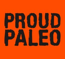 Proud Paleo by GlutenFreeTees