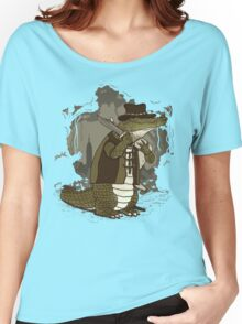Crocodile Hunter Women's Relaxed Fit T-Shirt