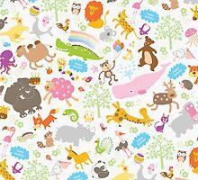 Party Animal by TangsArtDesign