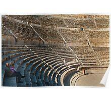 The Roman Theatre3, Amman Poster