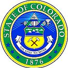 Green Colorado | State Seal | SteezeFactory.com by FreshThreadShop