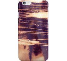 bleach scruffily / wet iPhone Case/Skin