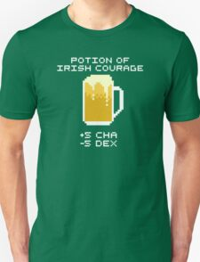 Potion of Irish Courage Unisex T-Shirt
