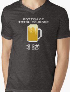 Potion of Irish Courage Mens V-Neck T-Shirt