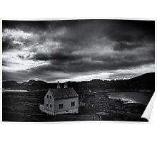 Fjøløy Poster